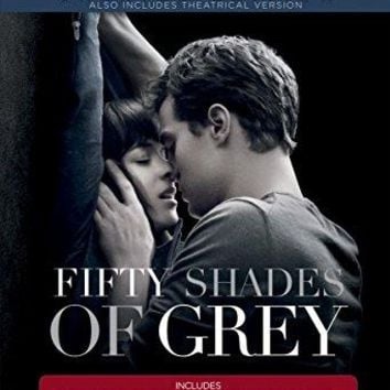 Dakota Johnson & Jamie Dornan & Sam Taylor-Johnson-Fifty Shades of Grey Blu-Ray
