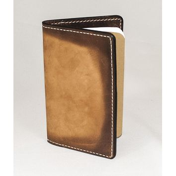 Field Notes Journal - The Vieau (Burnt Timber Leather)