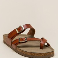 Madden Girl Brycee Strappy Footbed Sandal