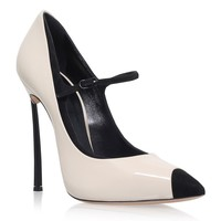 Casadei Blade Patent Mary-Jane Shoes   Harrods