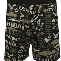 Army Icons Boxer Shorts
