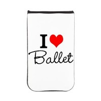 I Heart Ballet Kindle Sleeve