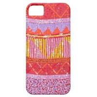 Fashion Batik Tribal Style iPhone 5 Case from Zazzle.com
