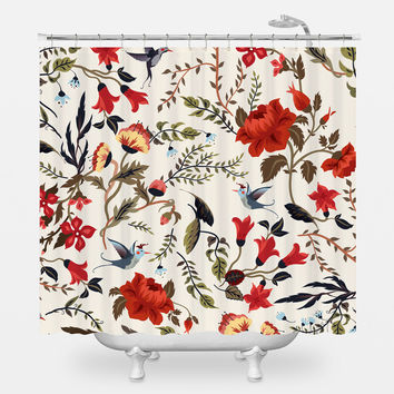 Mae Shower Curtain