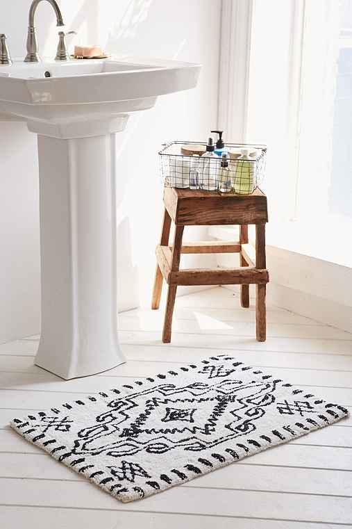 Magical Thinking Mini Berber Bath Mat From Urban Outfitters - Bathroom outfitters