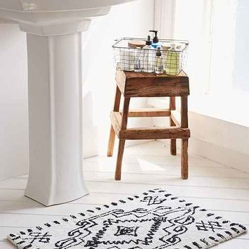 Magical Thinking Mini Berber Bath Mat