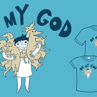 TopatoCo: Oh My God Puppies Shirt