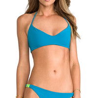 Basta Surf Zunzal Bungee Top in Blue