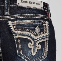 Rock Revival Kai Easy Boot Stretch Jean - Women's Jeans | Buckle