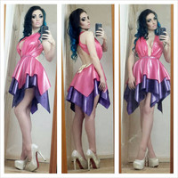Kinkykex Cupcake latex/rubber/gummi dress fetish/BDSM