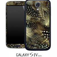Wild Peacock Feathers Skin for the Samsung Galaxy S4, S3, S2, Galaxy Note 1 or 2