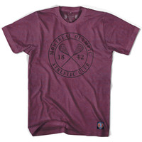 Montreal Olympic Athletic Lacrosse T-shirt