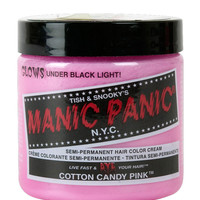 Manic Panic Pink Semi-Permanent Hair Color Cream