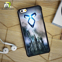Mortal Instrument Poster iPhone 6 Case by Avallen