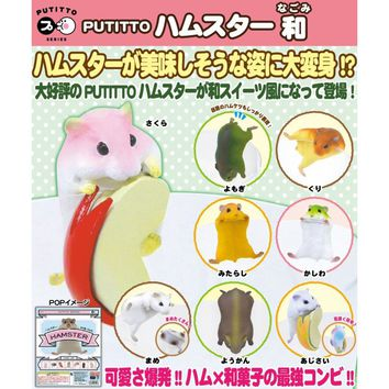 PUTITTO Series Hamster Nagomi (Random Single)