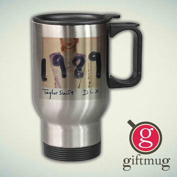 Taylor Swift 1989 14oz Stainless Steel Travel Mug
