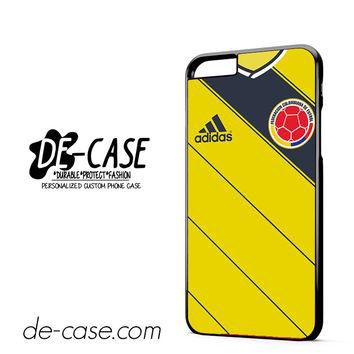 Colombia Soccer Jersey DEAL-2788 Apple Phonecase Cover For Iphone 6 / 6S Plus