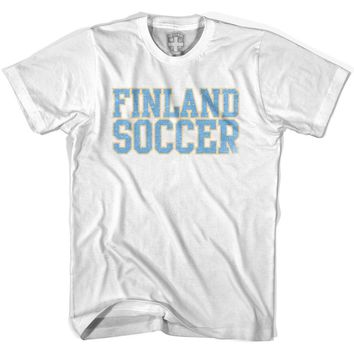 Finland Soccer Nations World Cup T-shirt