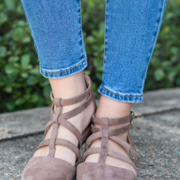Point Of Persuasion Flats, Taupe