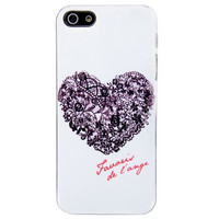 Purple Heart iPhone 5 Cover