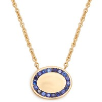 Candy sapphire & yellow-gold necklace | Jessica Biales | MATCHESFASHION.COM UK