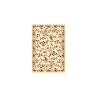 KAS Rugs Cambridge Ivory Floral Area Rug