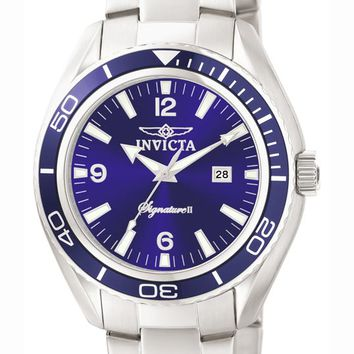 Invicta 7318 Men's Signature II Collection Stainless Steel Watch
