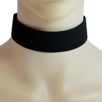 Gothic Style Simple Choker Necklace