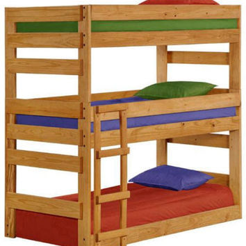 Bunk Beds for Three