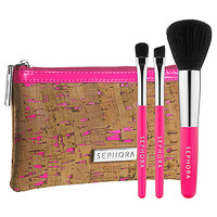 SEPHORA COLLECTION Pocket Paradise Brush Clutch