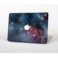 The Bright Pink Nebula Space Skin Set for the Apple MacBook Pro 13""