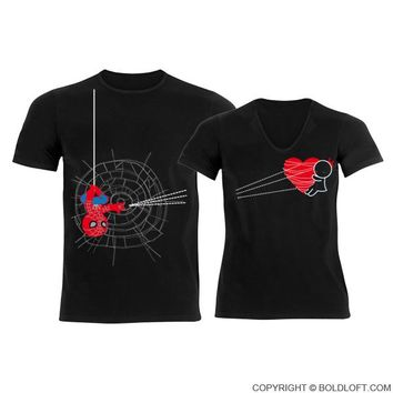 a22f732f You've Captured My Heart™ Matching Couples Shirts Black,His and Hers Shirts