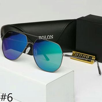 BOLON 2018 new colorful color film polarized sunglasses F-A-SDYJ #6