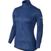 Nike Women's Pro Warm Snow Half Zip Long Sleeve Shirt | DICK'S Sporting Goods