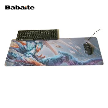 Babaite Lee Sin LOL Mouse Pad Computer Mousepad League of legends large Gaming Mouse Mats To Mouse Gamer Anime Mouse Pad