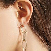 Linked Drop Earrings