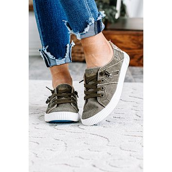 Tan Diego Weave Canvas Sneakers | Whiskey