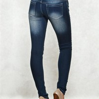 Harlow Jegging High Rise Luxe Jeans