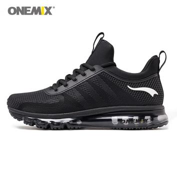 Onemix High Top Shock Absorb Sneakers