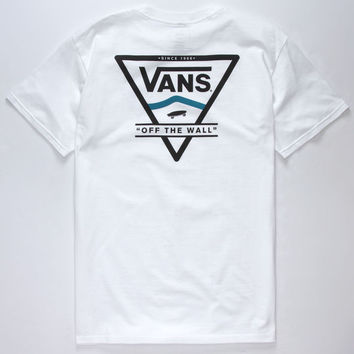 VANS Classic Side Stripe Mens T-Shirt