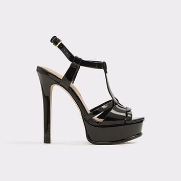 Chelly Black Women's Platforms | ALDO US