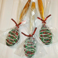 Mother's Day Flavored Chocolate Dipping Spoons  12 pcs.