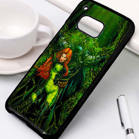 Batman And Poison Ivy Samsung Galaxy S6 Edge Plus Case Auroid