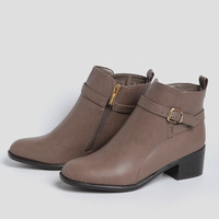 Capital Heights Ankle Boots