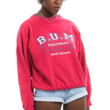 Vintage 90's BUM Equipment Sweater - One Size Fits Many