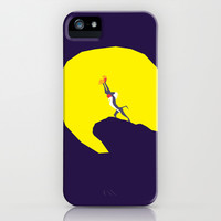 A King Is Born - Lion King iPhone & iPod Case by DanielBergerDesign