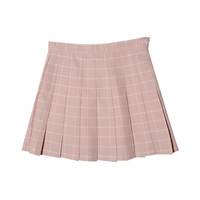 Check Pattern Tennis Skirt | STYLENANDA