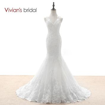 Bridal Mermaid Wedding Dresses Country Western Wedding Dresses Lace  Wedding Gown