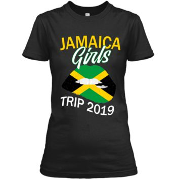 Jamaica Girls Trip 2019 T Shirt For Women Kids Ladies Custom