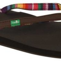Sanuk Maritime Sandal - Brown For Sale at Surfboards.com (297289)